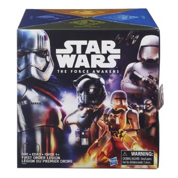 Star Wars The Force Awakens 3.75-Inch Figure Troop Builder 7-Pack [U.S. Store Exclusive]